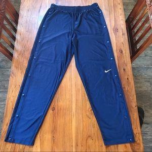 Men's XL Nike breakaway pants Great Cond